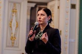 Paveldo komisijos pirmininkė Evelina Karalevičienė: