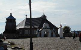 Sasnavos senosios bažnyčios 200 metų jubiliejus Rumšiškėse