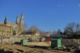 Valstybinę kultūros paveldo komisiją siekiama įbauginti dėl statybų šalia Vilniaus misionierių vienuolyno