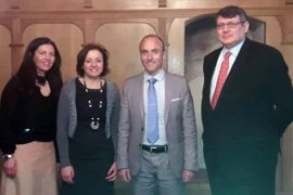 Heritage Commission's representatives met with heritage specialists from Spain