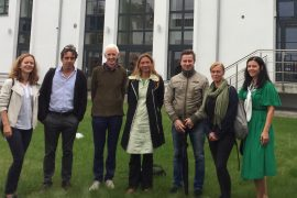 The experts of Faro Convention Netwok was in Lithuania for appreciation visit