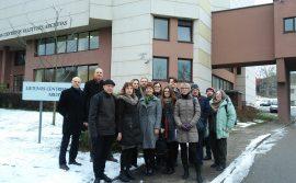 Paveldo komisija domėjosi Lietuvos centriniame valstybės archyve saugomu fotografijos paveldu