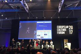 Europos kultūros paveldo forumas 2017 įtvirtino ES kultūros politikos ateities tikslus