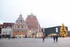 The preservation of Riga Historic center could be an example of good practice