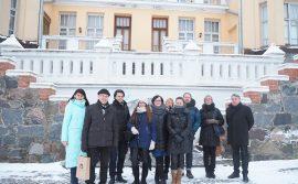 Paveldo komisija lankėsi Fotografijos muziejuje