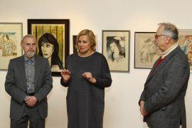 """Kolekcijos paroda """"Portretas"""" priminė Europos kultūros paveldo metų šūkį """"Mūsų paveldas: praeitis pasitinka ateitį"""""""