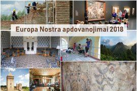 Paskelbti reikšmingiausi Europos pasiekimai kultūros paveldo srityje 2018