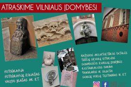 Atraskime Vilniaus įdomybes!