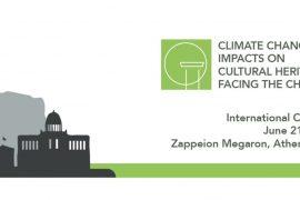 """Konferencija """"Klimato kaitos įtaka kultūros paveldui: naujas iššūkis"""""""