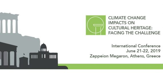 """Konferencija """"Klimato kaitos įtaka kultūros paveldui: naujas iššūkis"""