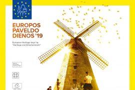 Kviečiama prisijungti prie Europos paveldo dienų organizavimo