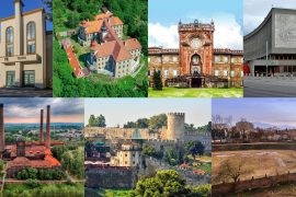 Europe's 7 Most Endangered heritage sites 2020 announced