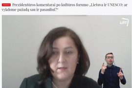UNESCO paveldui Lietuvoje siūlomas specialus įstatymas