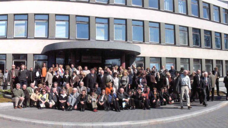 Valstybinė paminklosaugos komisija, pirmininkaujant J. Glemžai, 2003 m.