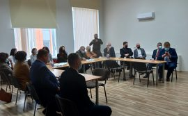 Paveldo komisijos išvažiuojamasis posėdis į Kupiškio rajono savivaldybę