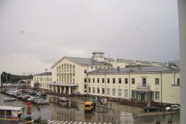 """Valstybinė kultūros paveldo komisija: """"negali būti kalbama apie  Vilniaus oro uosto pastato griovimą"""""""